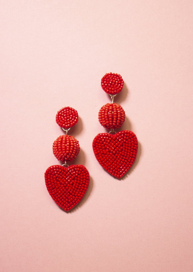 CONNECTED AT HEART EARRINGS