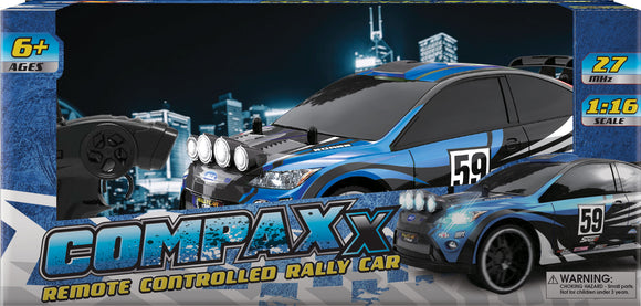DGL TOYS RXC REMOTE CONTROLLED RACE CAR