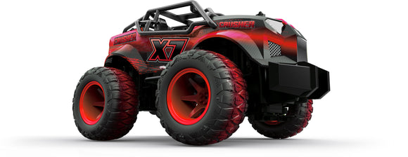 RXC REMOTE CONTROL RC MONSTER TRUCK