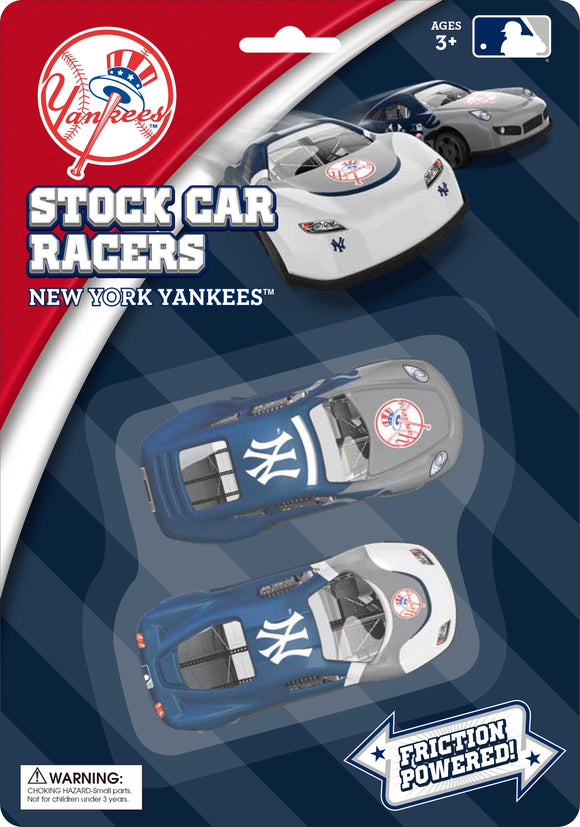 OFFICIAL MLB STOCK CAR RACERS - 2 PACK