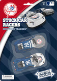 MLB- STOCK CAR RACERS -2 PACK