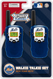 OFFICIAL MLB - WALKIE TALKIE 12/48PC TO A CASE PACK