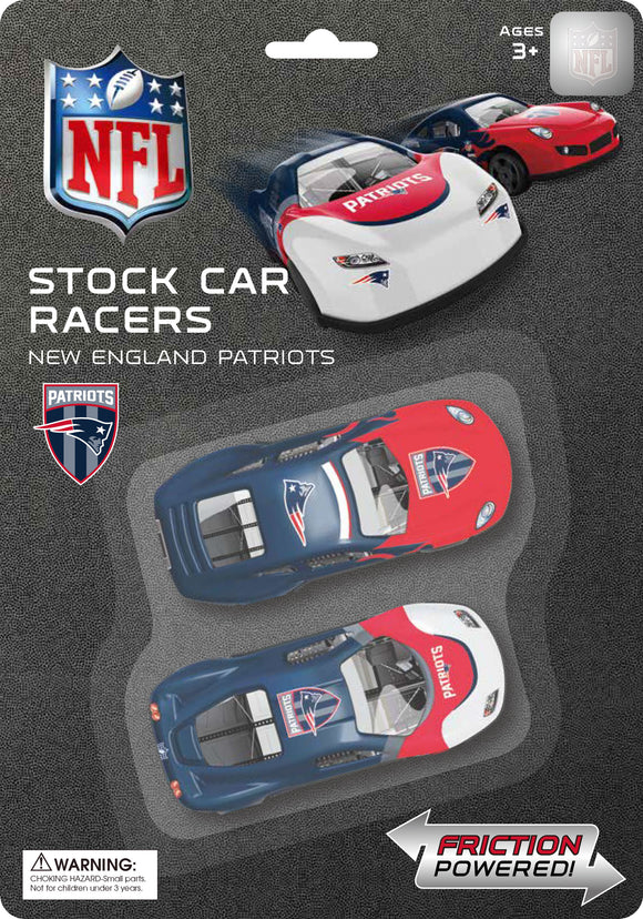OFFICIAL NFL STOCK CAR RACERS - 2PACK