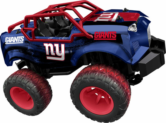 OFFICIAL NFL MONSTER TRUCK 6PC TO A CASE PACK