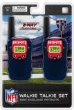 OFFICIAL NFL WALKIE TALKIE 2 PC SET 12/48 TO CASE PACK