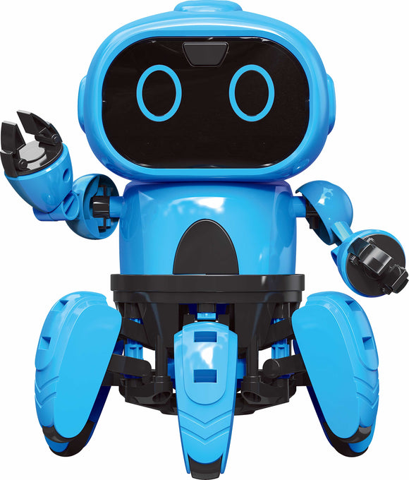 STEM GENIUS BUILD AND PLAY INTERACTIVE ROBO