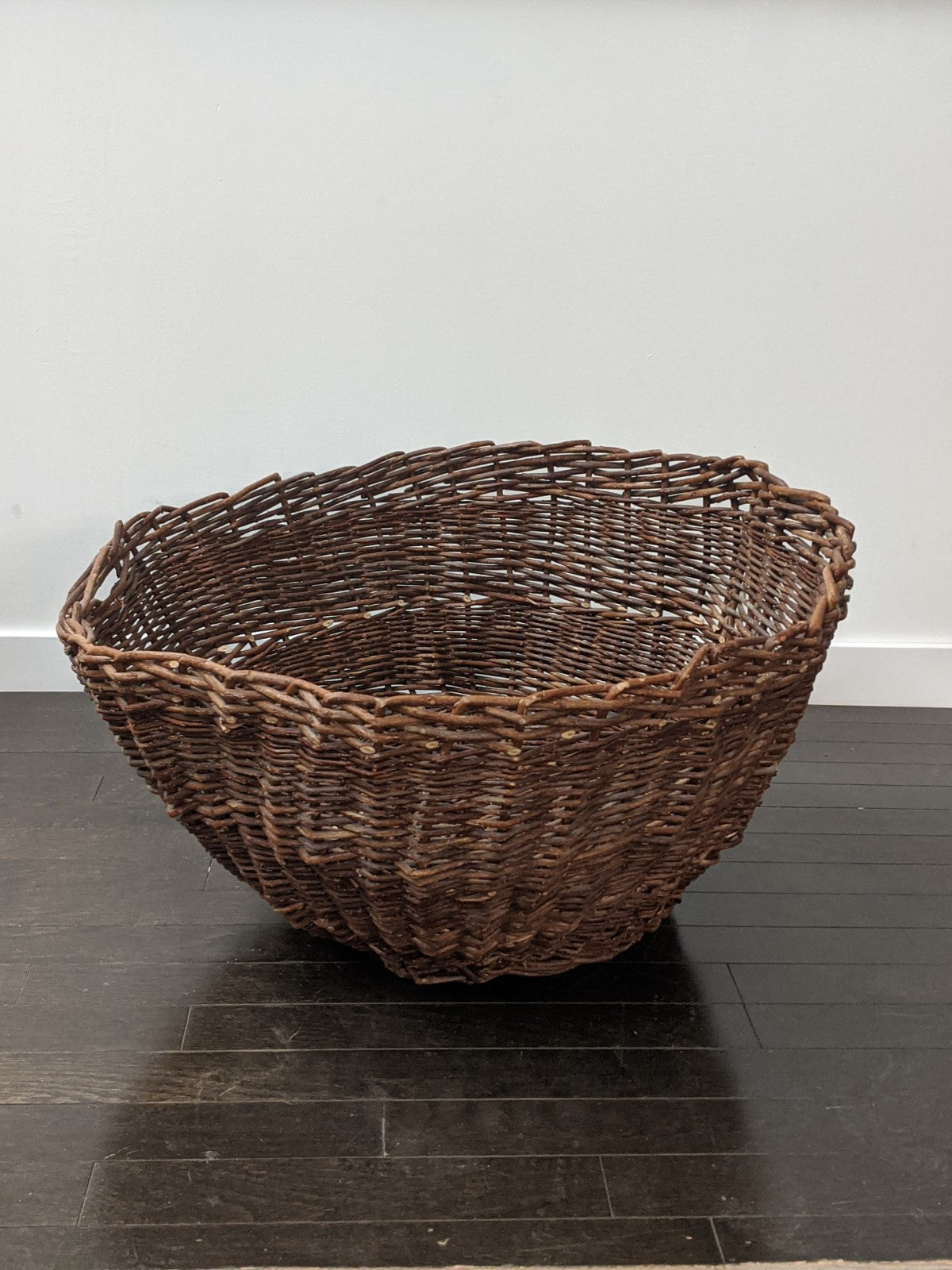 Massive Wicker Basket
