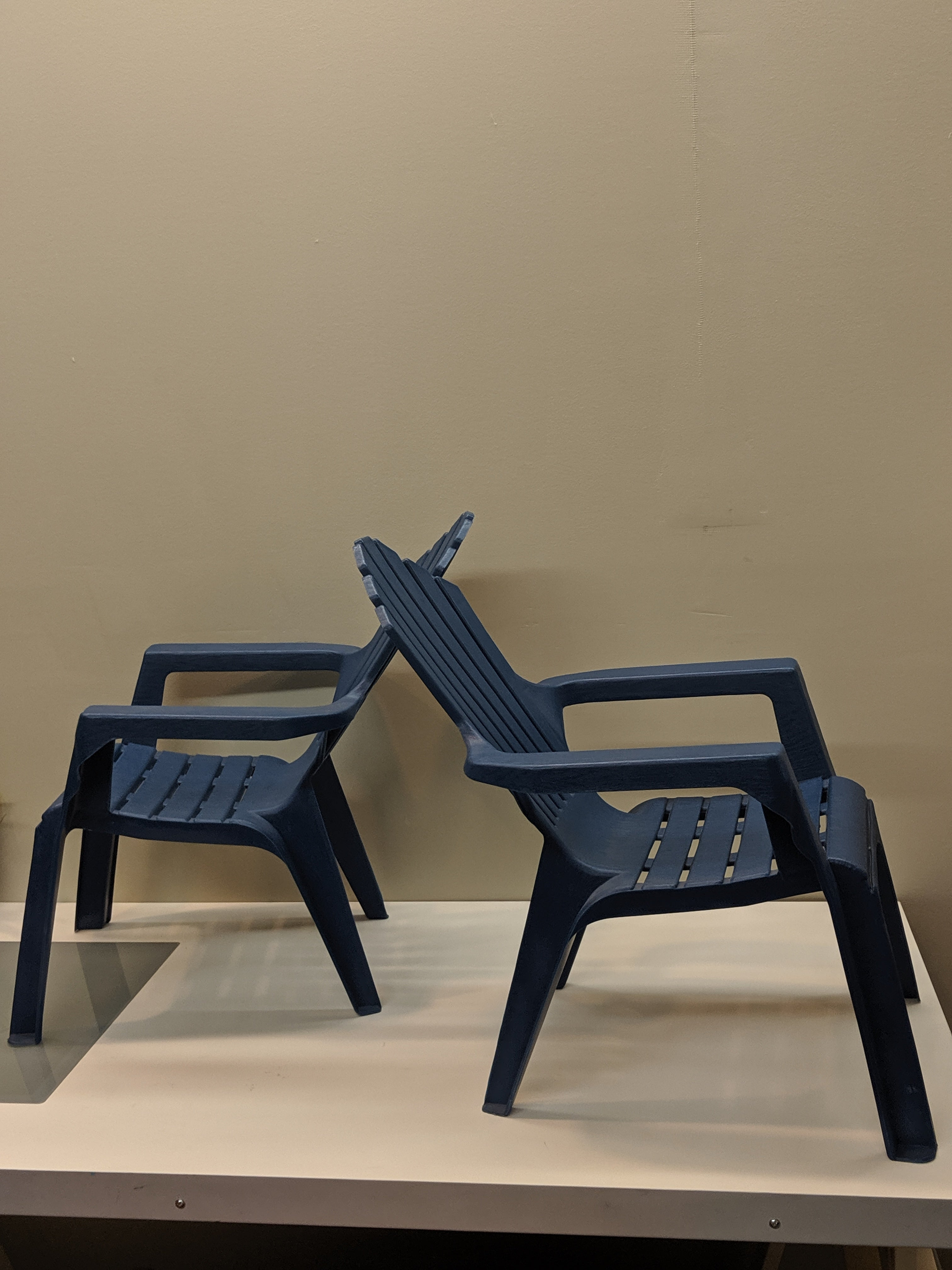 Little Tikes Garden Chairs (2)