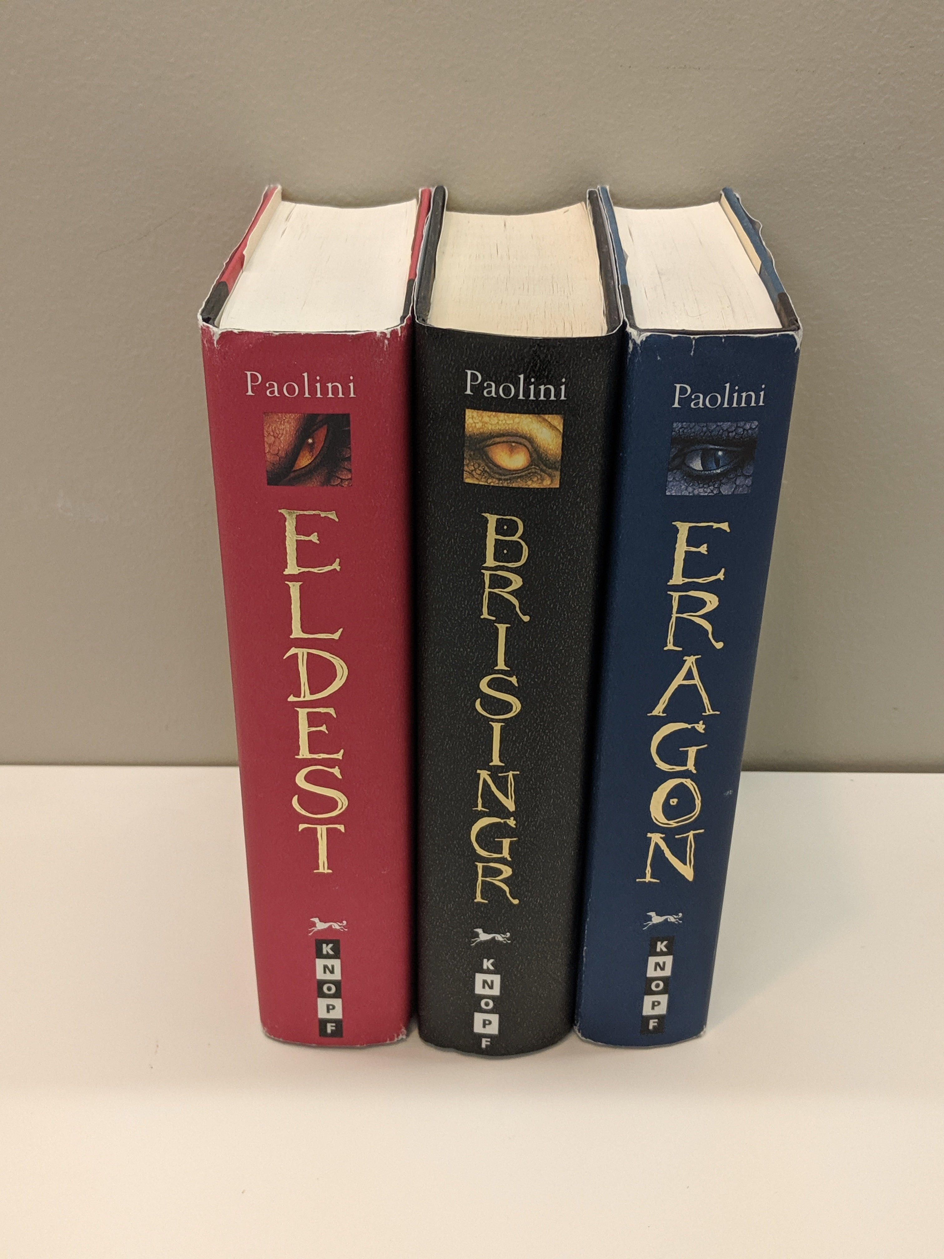 Inheritance Cycle Series