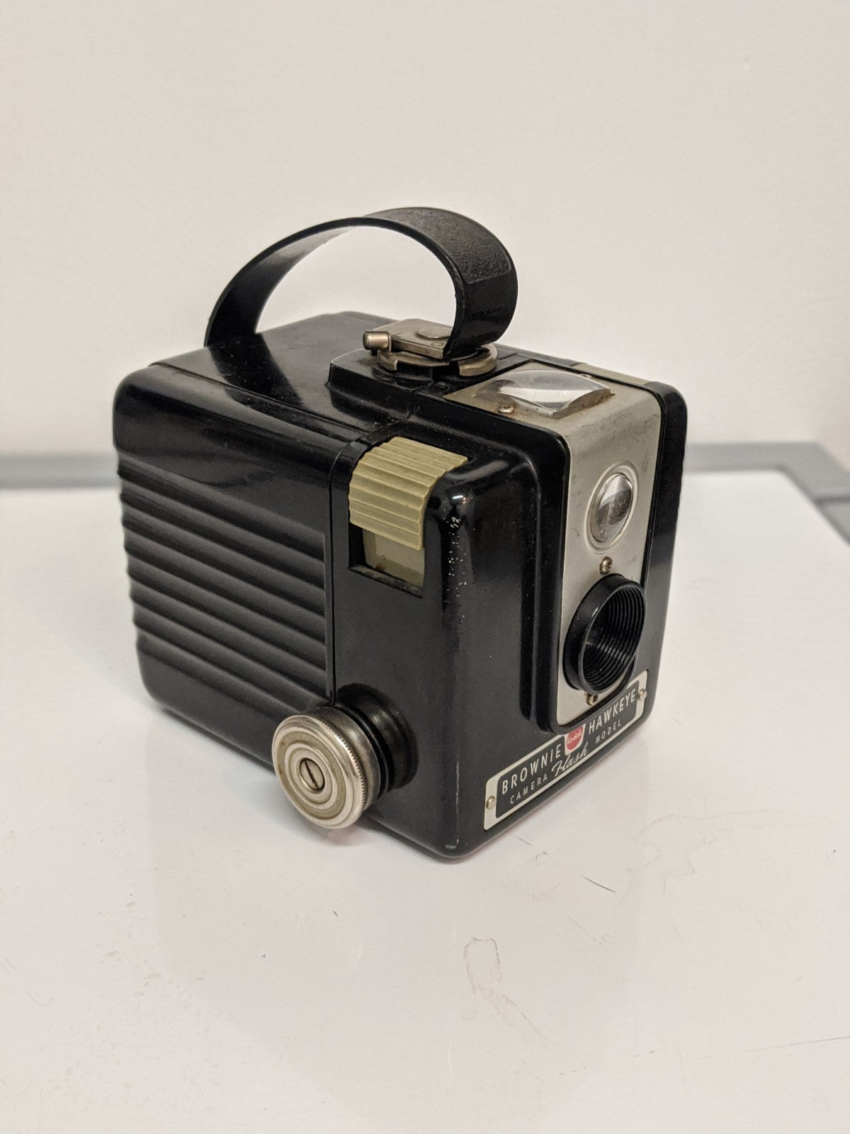 Kodak Brownie Hawkeye Flash Model Camera