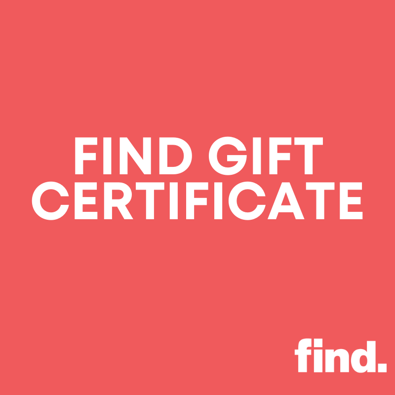 Find Gift Certificate