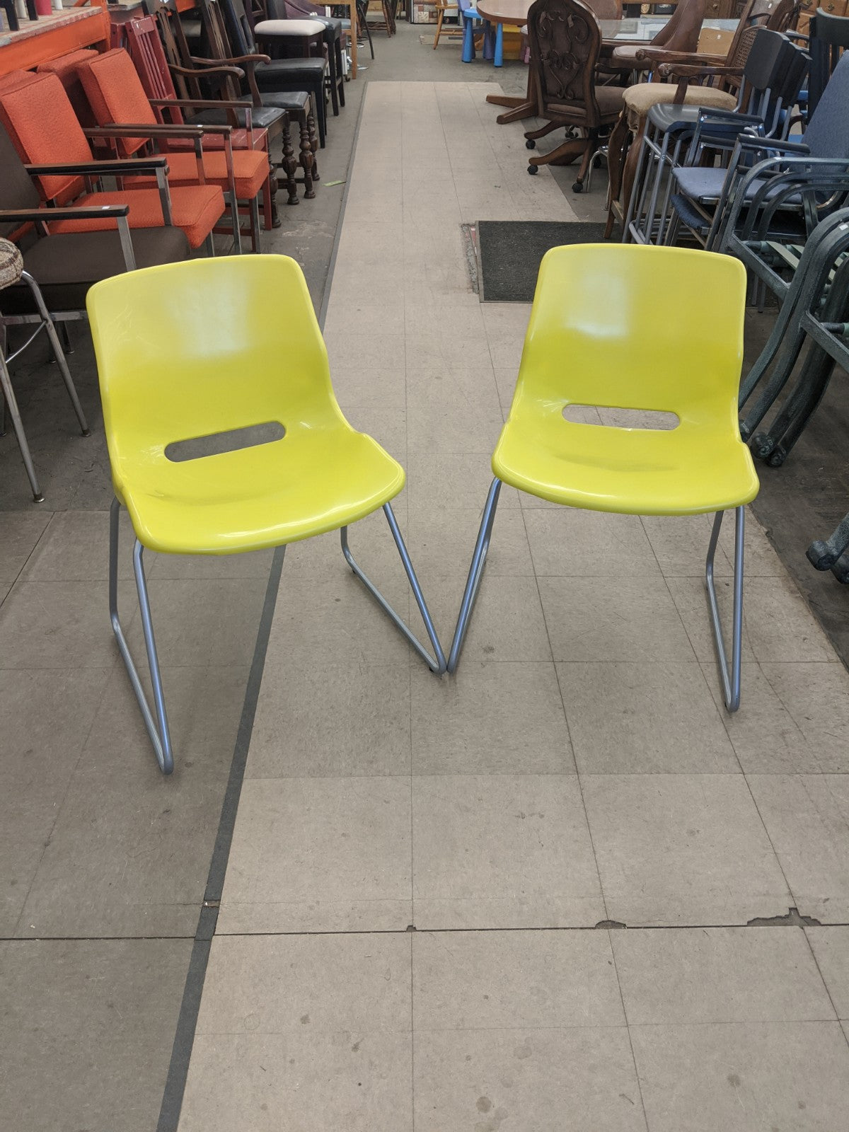 Ikea Snille chairs (2)