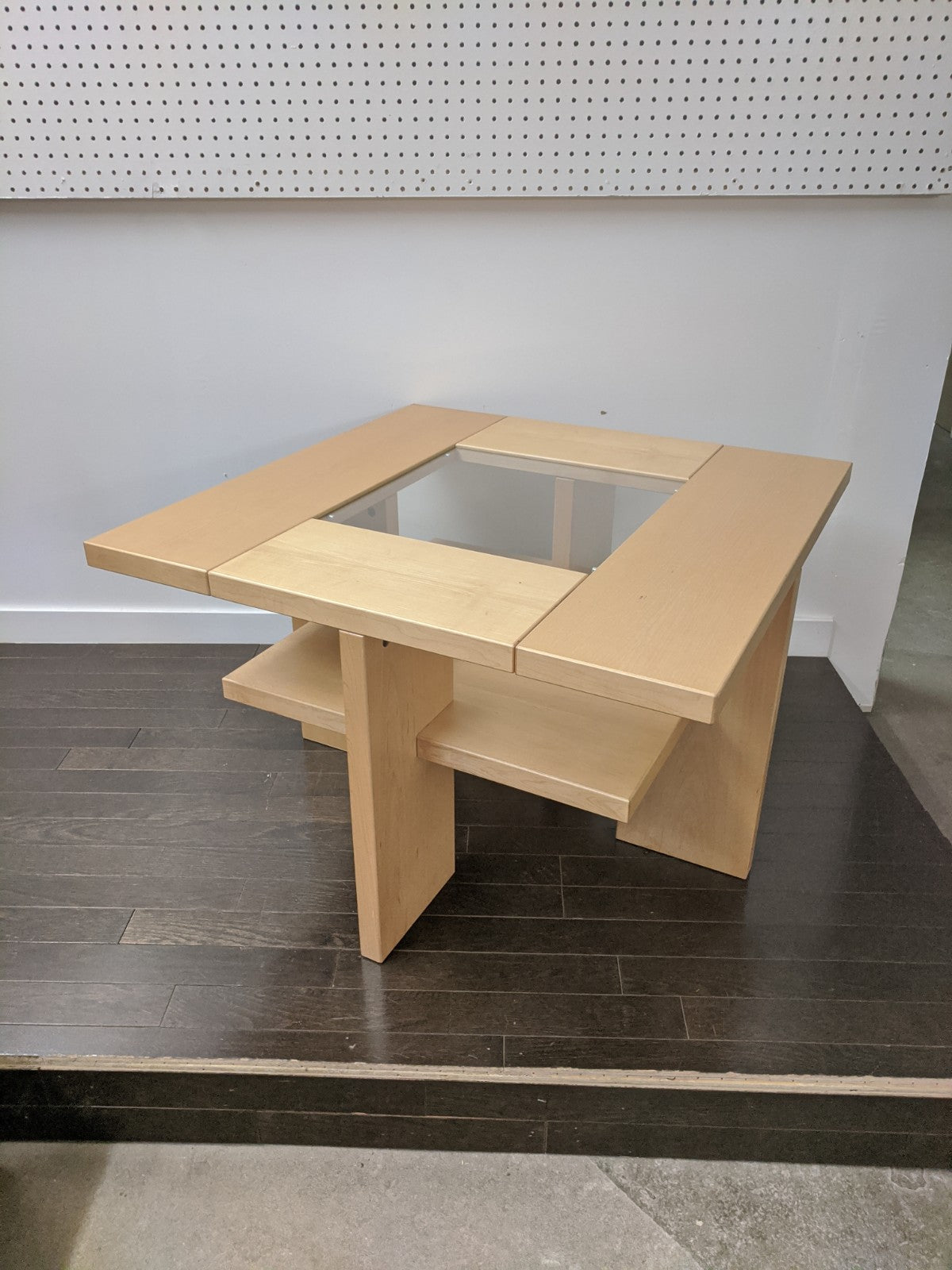 Danish Square Coffee Table