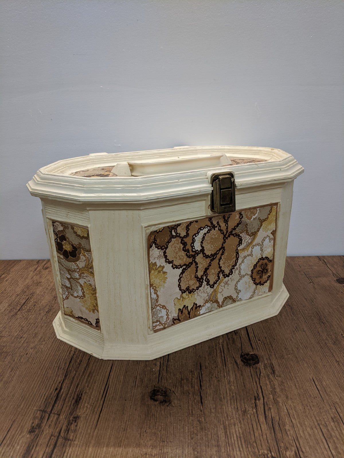 Unique Sewing Box