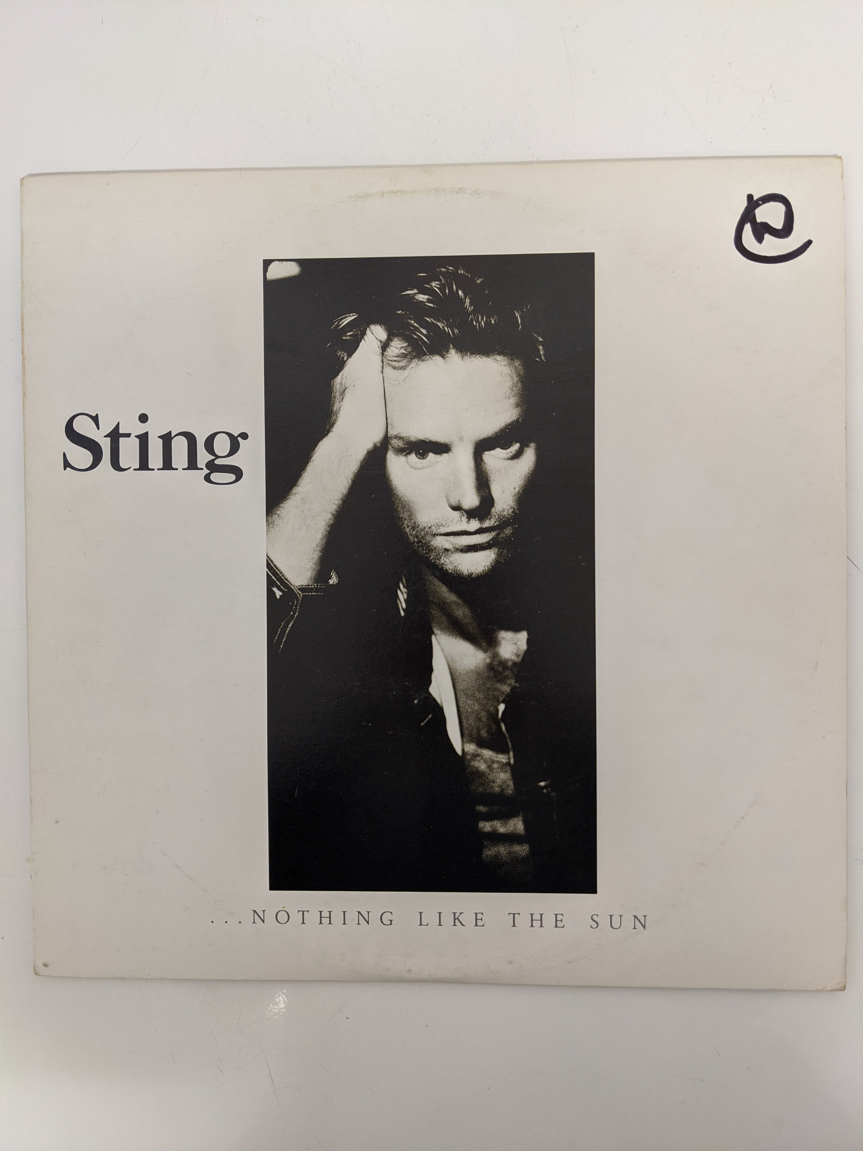 Sting - Nothing Like The Sun Vinyl