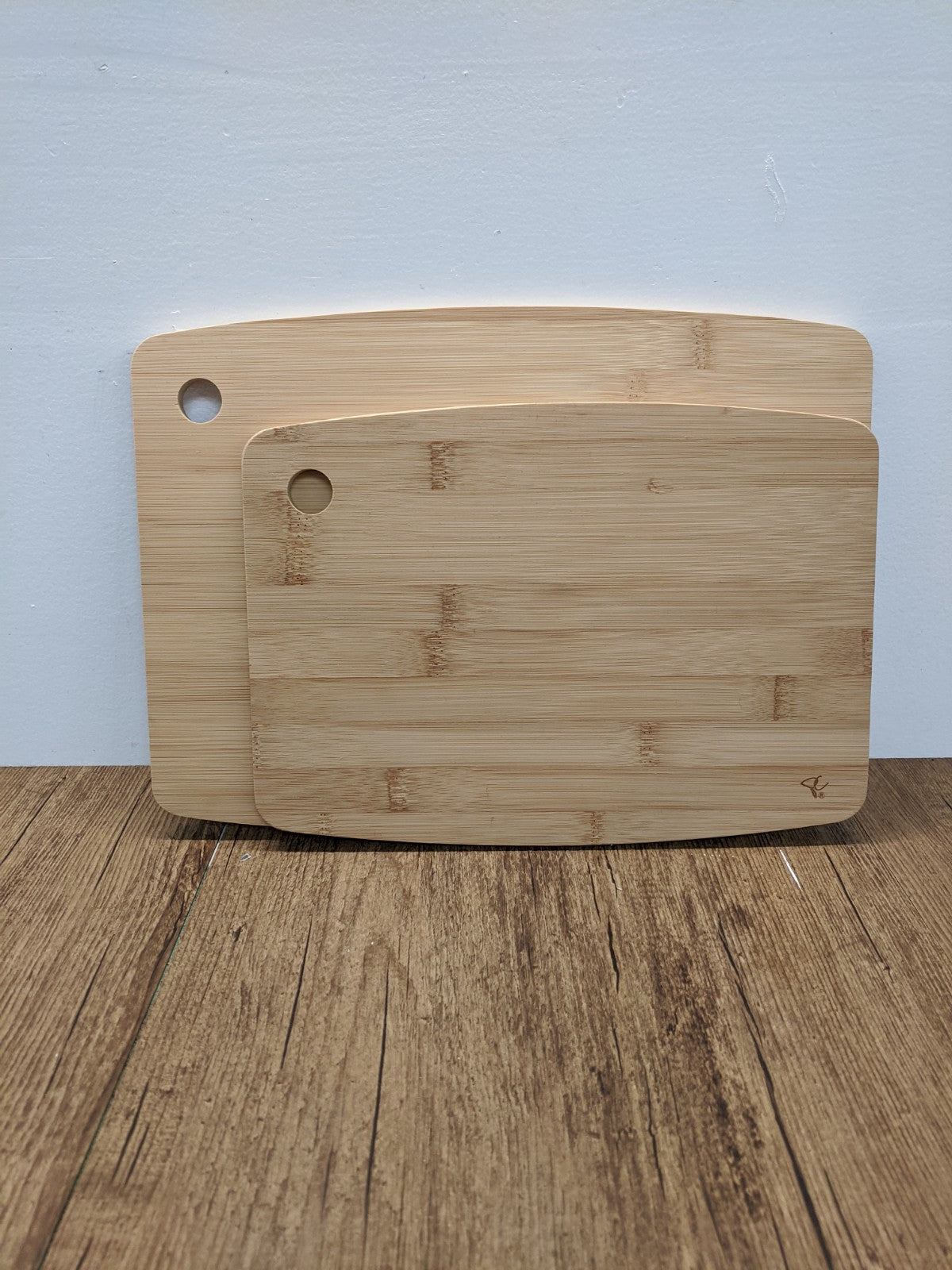 (2) PC Bamboo Bar Board