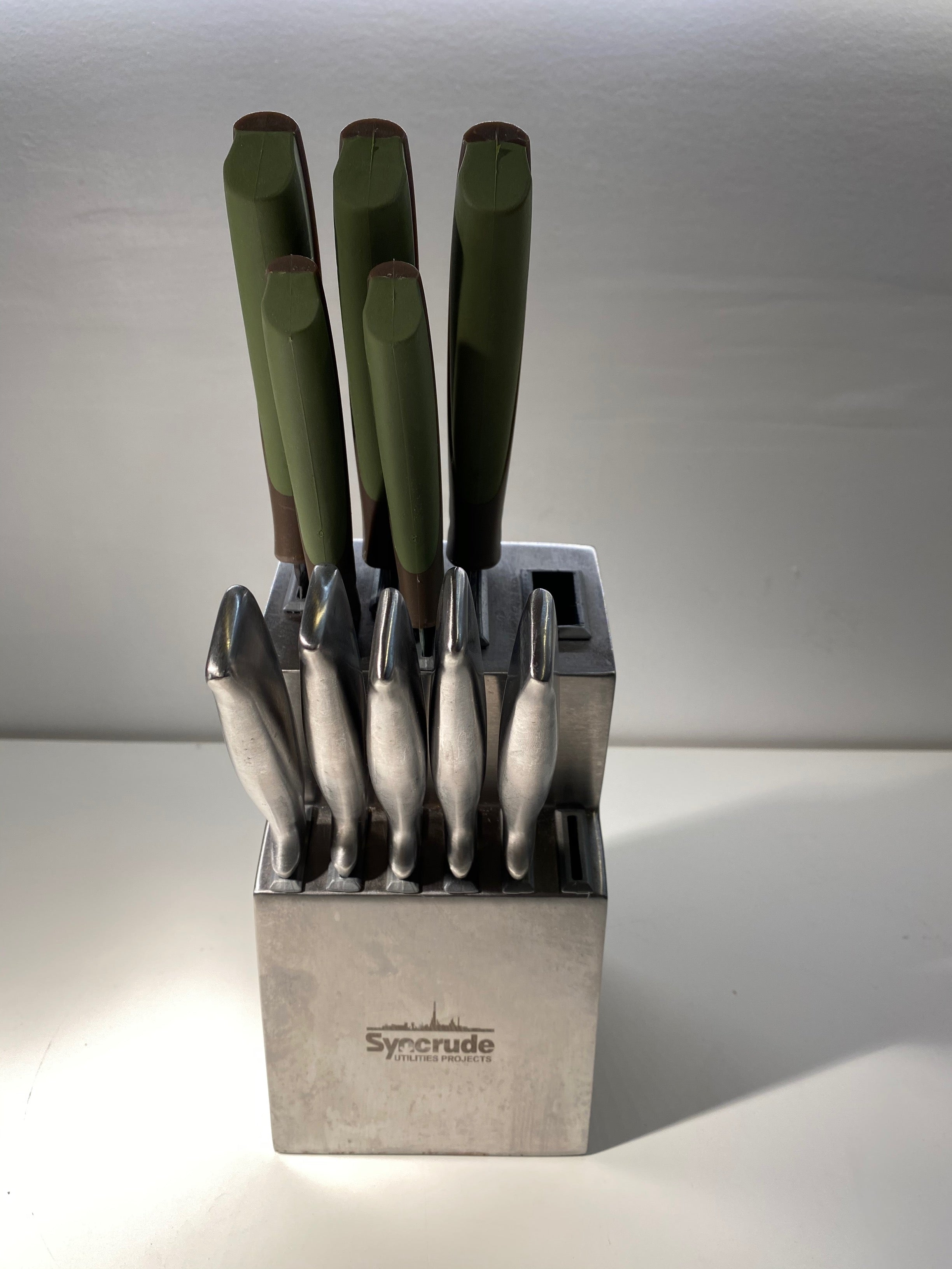 Syncrude Knife Set