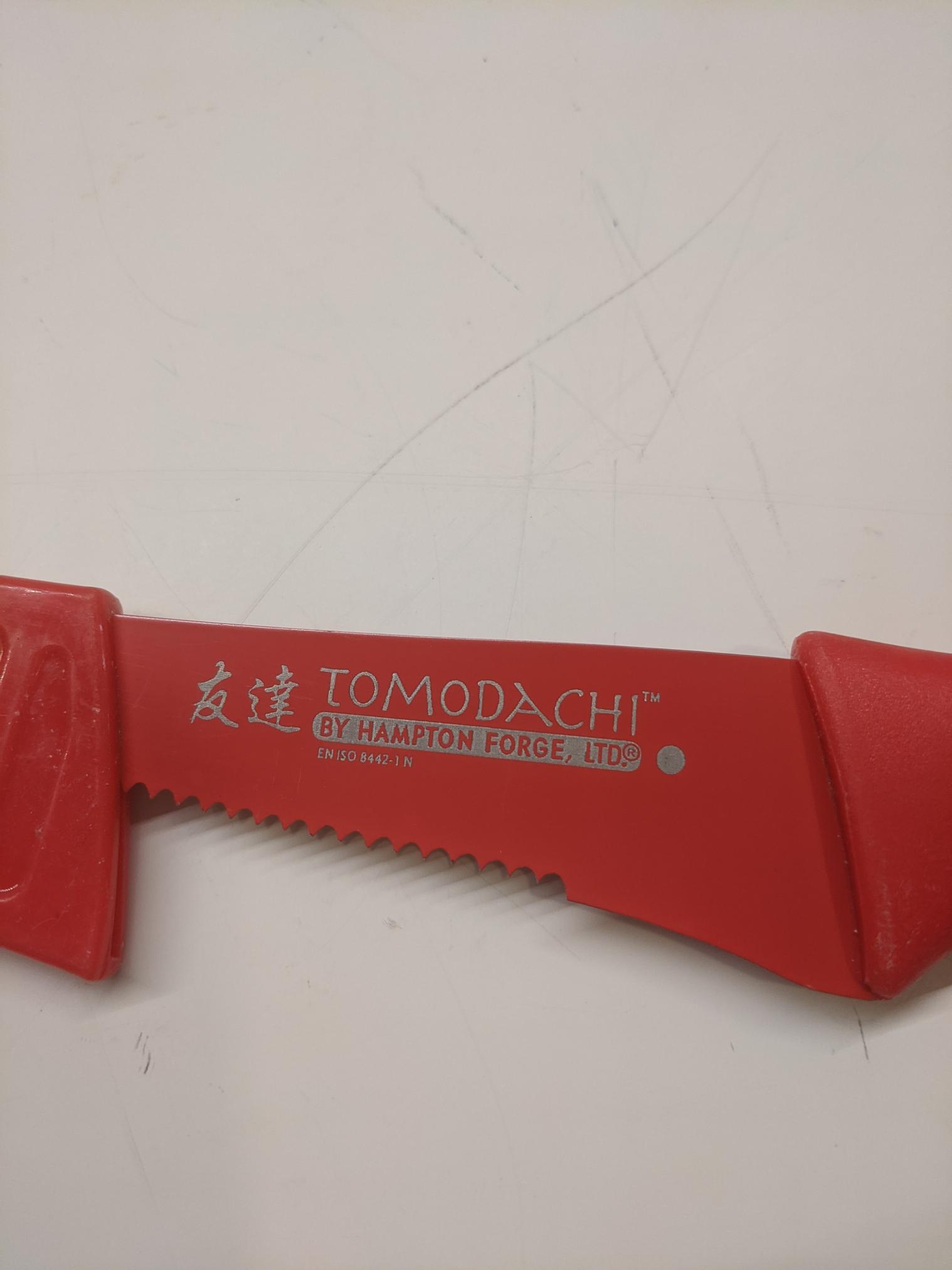 Tomodachi Tomato Knife