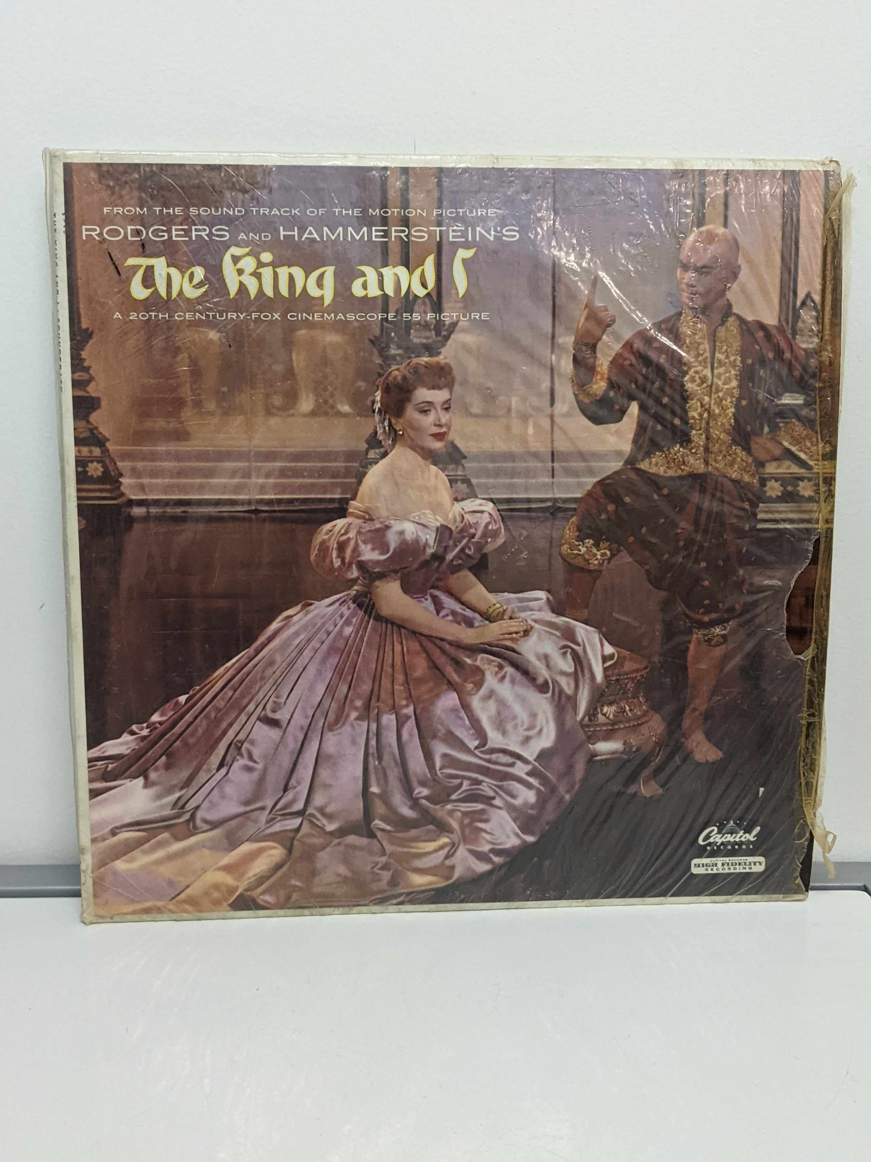 Rodgers And Hammerstein – The King And I Vinyl