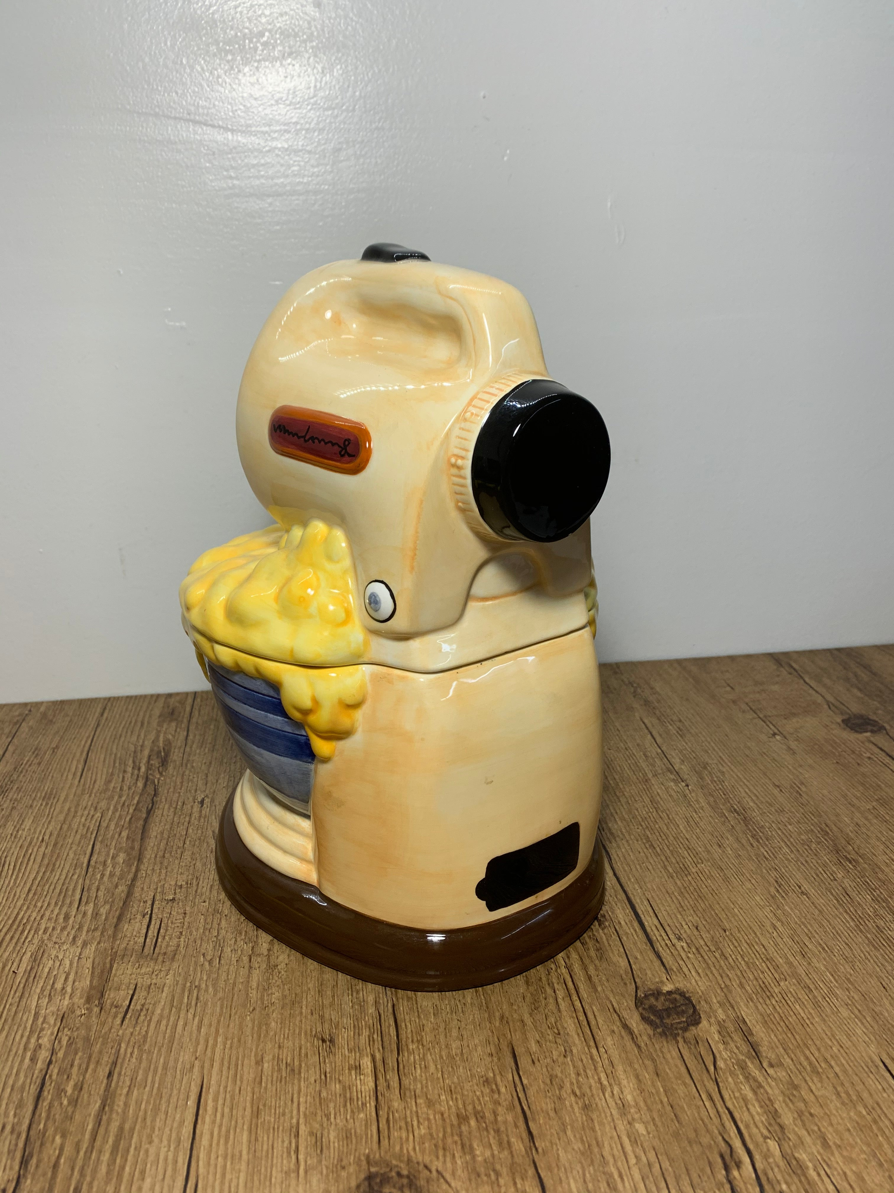 Table Mixer Cookie Jar