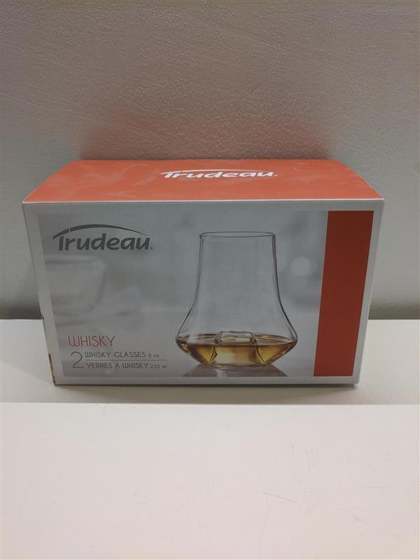 Trudeau Whisky Glasses (2)