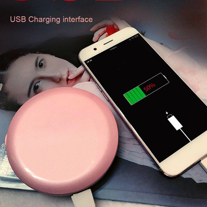 Makeup mirror LED Light/phone charger - Lyla Lashes