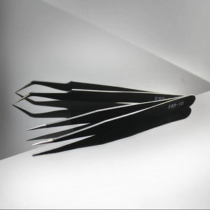 Anti-static Cross Tweezers Sewing Accessories