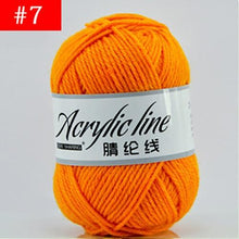 Load image into Gallery viewer, Acrylic Line Wool Yarn