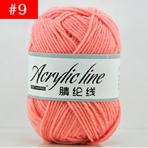 Acrylic Line Wool Yarn
