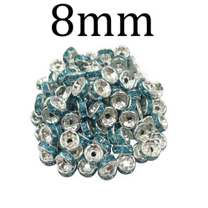 Rhinestone Crystal Beads