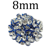 Load image into Gallery viewer, Rhinestone Crystal Beads