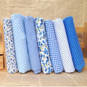 25x25cm  Cotton Fabric Printed Cloth