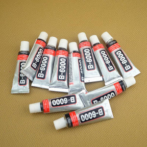 3ml transparent glue