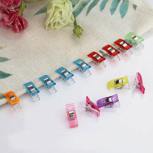 10 pcs Tape Bias Maker