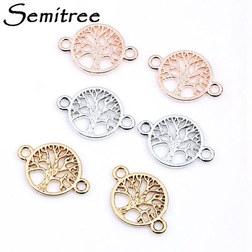 20pcs/lot 22*15mm Life Tree Charms