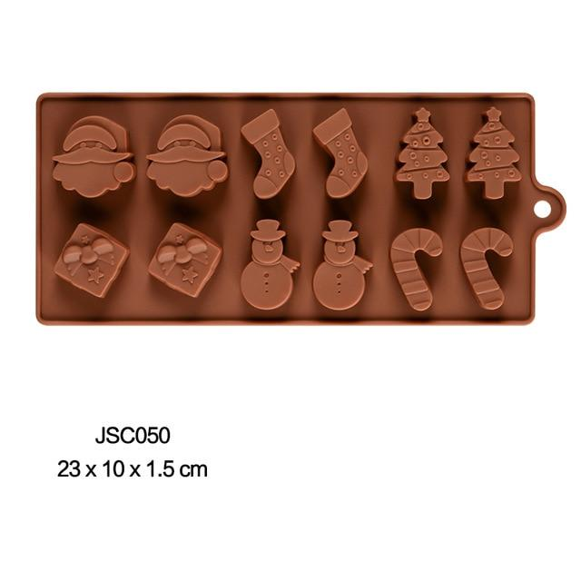 New Silicone Chocolate Mold