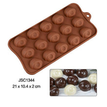 Load image into Gallery viewer, New Silicone Chocolate Mold