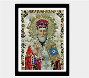 5-D  Religious Icon Diamond Art Paintings