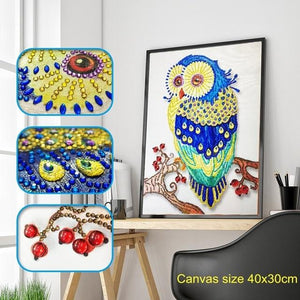 5-D Special Shaped Diamond Painting