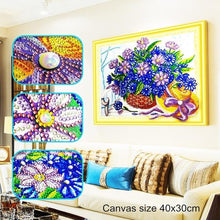 Load image into Gallery viewer, 5-D Special Shaped Diamond Painting