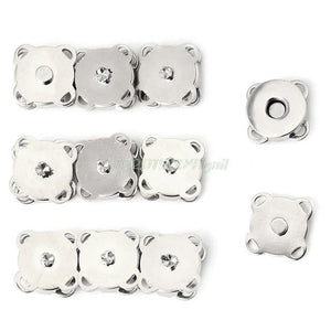 10 Pc  Magnetic Snaps