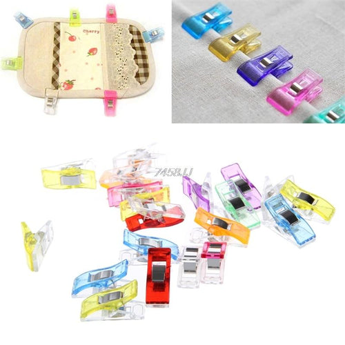 20 PCs  Plastic Wonder Clips