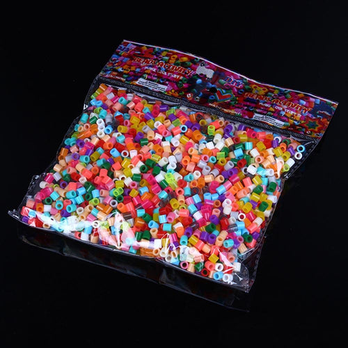 1000pcs 5mm/2.6mm EVA Hama Perler Beads