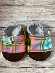 Plaid Highlighters (9-12 months)