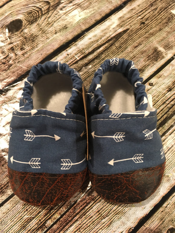 Navy Blue Arrows (12-18 months)