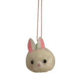 Ltd. Pop Cutie PomPom Bunny Necklace