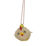 Ltd. Pop Cutie PomPom BIRD Necklaces
