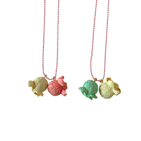 Ltd. Pop Cutie Pop Corn Necklace