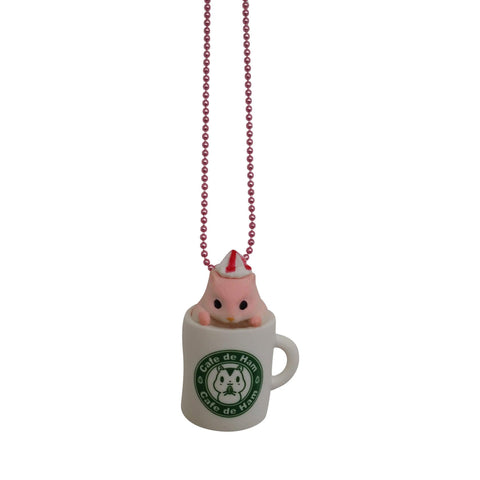 Ltd. Pop Cutie Cafe' Ham Necklaces