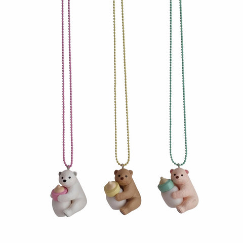 Ltd. Pop Cutie Baby Bear Necklaces